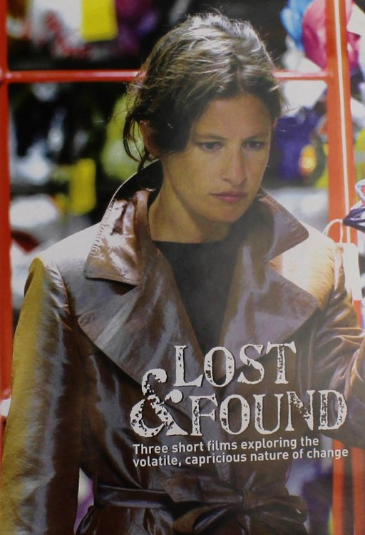 Lost & Found DVD cover