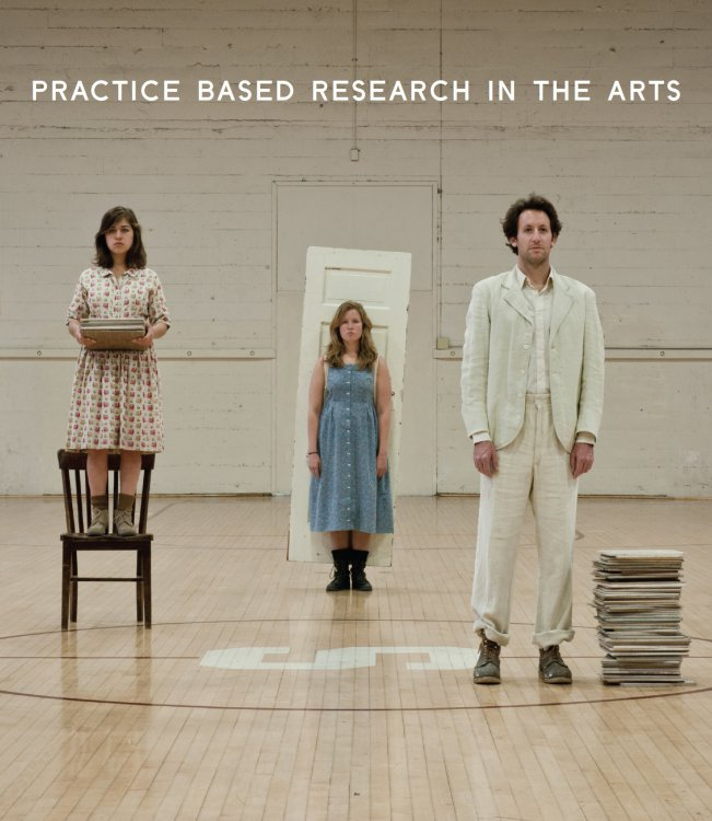 Practice based research in the arts